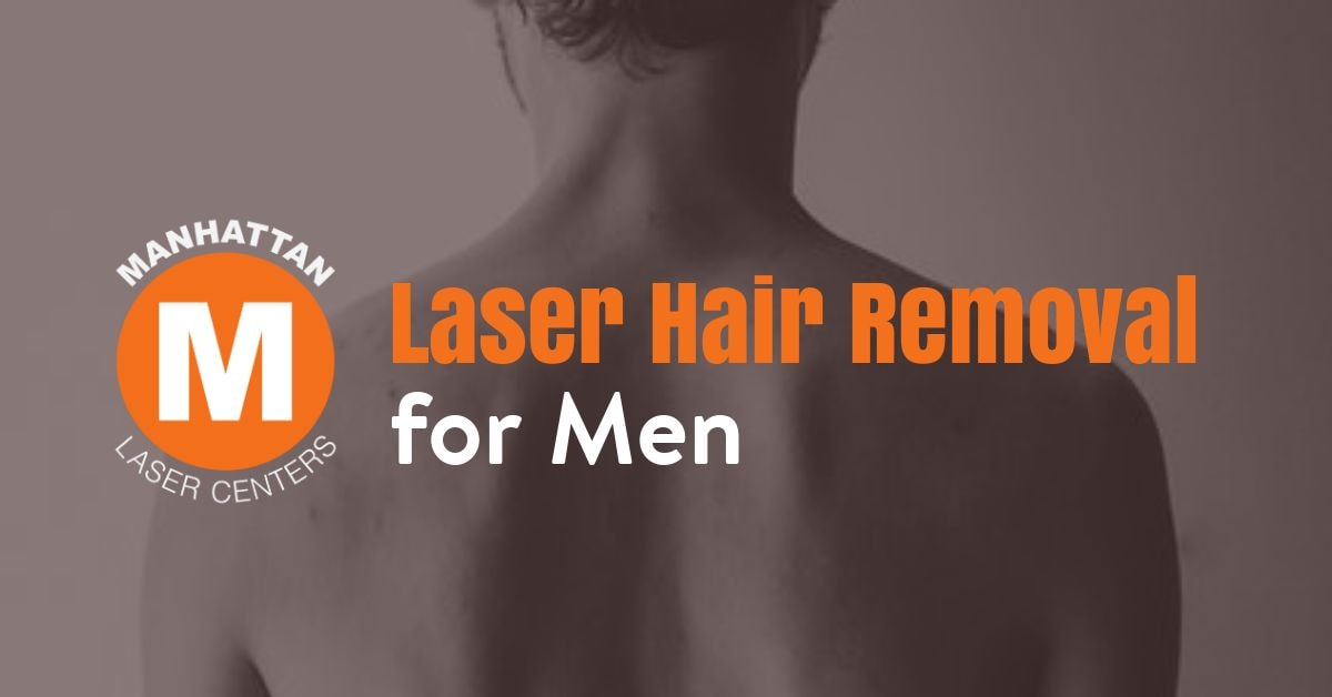 Laser Hair Removal Services For Men