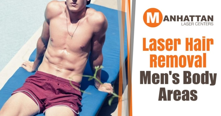 Laser Hair Removal – Men's Body Areas