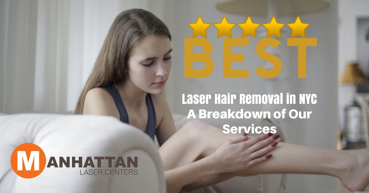 Permanent hair removal Manhattan