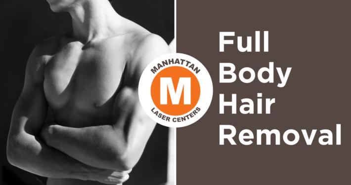 Full Body Hair Removal