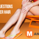 Common Questions About Laser Hair Removal