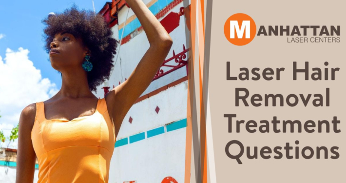 More Laser Hair Removal Treatment Questions